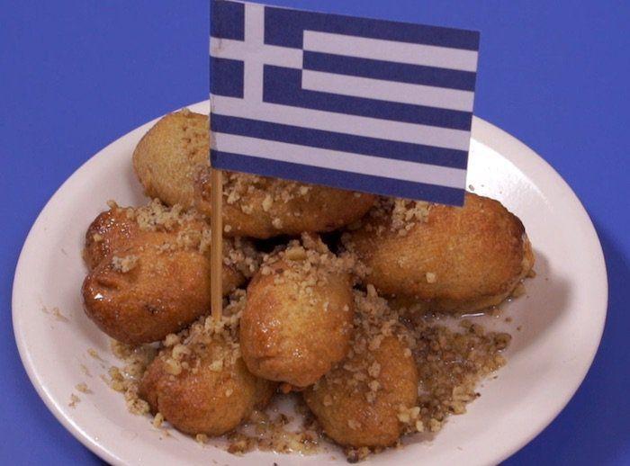 Melomakarona – Greek Christmas Cookies