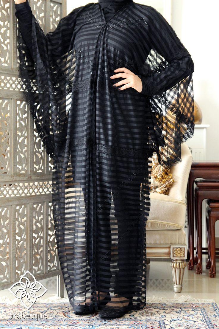 Damas Abaya | Arabesque – Elegance By Design