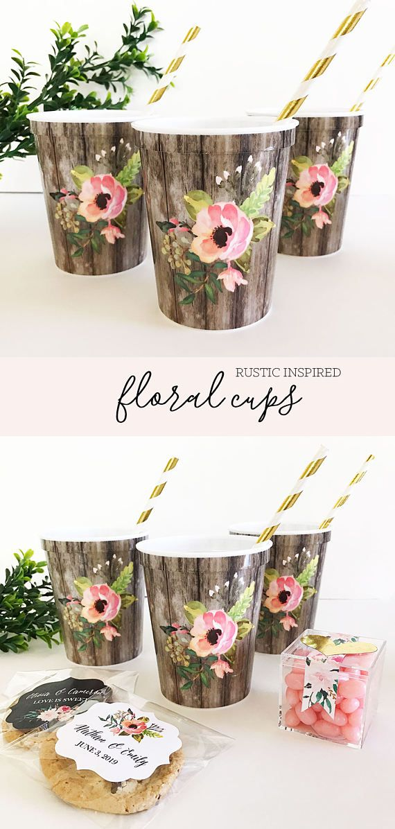 Hey, I found this really awesome Etsy listing at https://www.etsy.com/listing/523693707/boho-bridal-shower-cups-boho-baby-shower