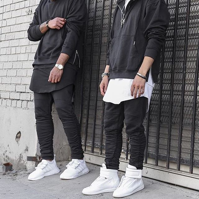Left or right? #allblvck