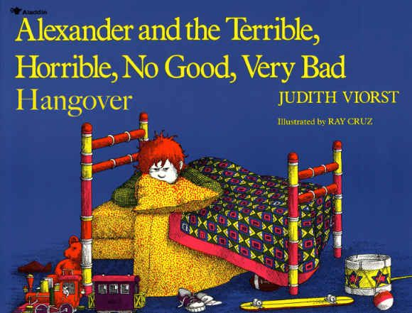 15 Children's Books Re-Envisioned For College Students