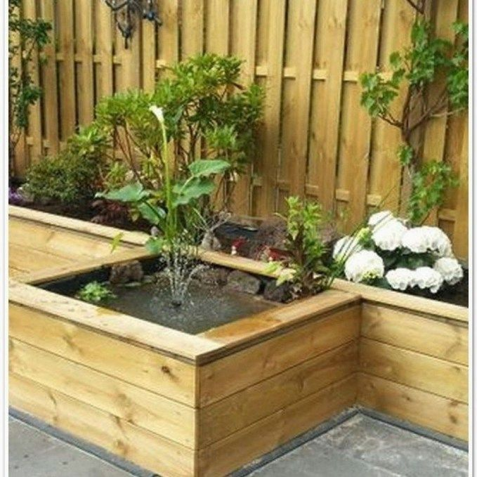 30+ Awesome Raised Garden Bed Ideas For Backyard Landscaping – Yard and garden