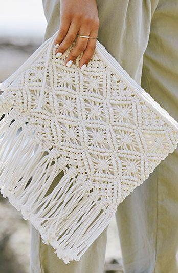 Gio Fringed Bag