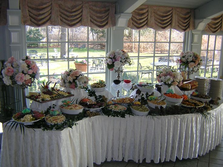 Receptions Food Displays And Prime Time On Pinterest: +Fall+Wedding+Reception+Food+Display