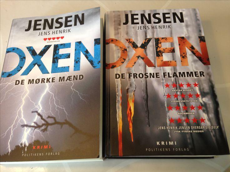 De to sidste bøger i Oxen triologien. Niels Oxen hvirvles stadig rundt i Danehofs mørke skygge. De vil dræbe ham og han vil afsløre dem. Han får hjælp af Margrethe Franck og Axel Mossman. Det handler om liv og død.  Godt skrevet og meget beskrivende.