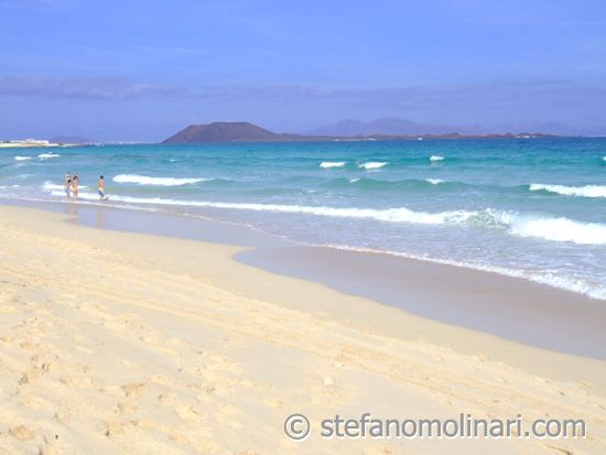 Fuerteventura. Corralejo Dunes