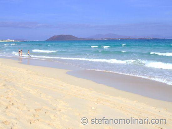 Corralejo Beach, Corralejo, Fuerteventura, Canary Islands - One of my favorite places ever :]