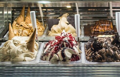 #IceCream #delicious #Wafflemaniac