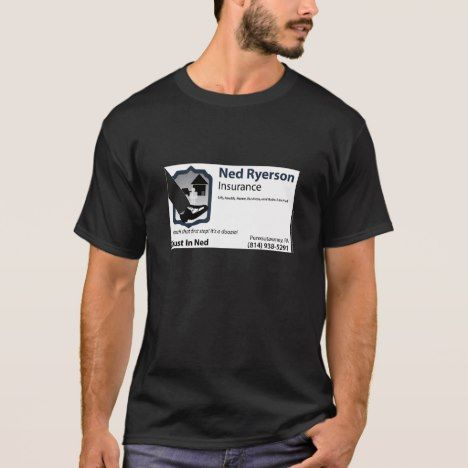 Ned Ryerson Insurance T-Shirt