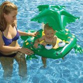 Found it at Wayfair - Learn-to-Swim Frog Seat with Top