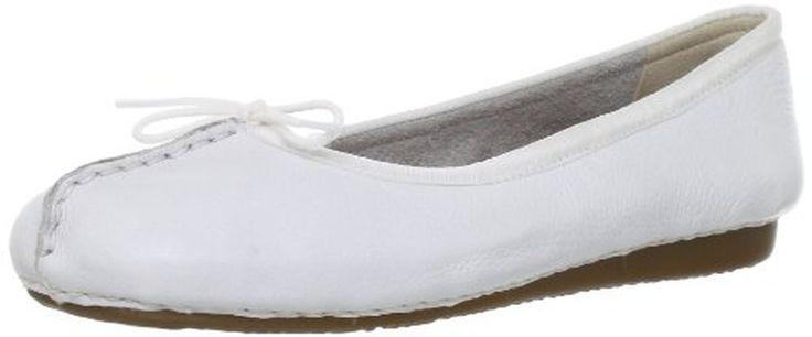 Clarks Freckle Ice, Ballerines femme #Ballerines #chaussures http://allurechaussure.com/clarks-freckle-ice-ballerines-femme-2/