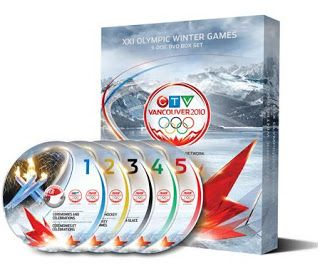 CTV Vancouver 2010: XXl Olympic Winter Games - DVD.