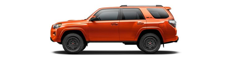 Toyota 4Runner Official Site