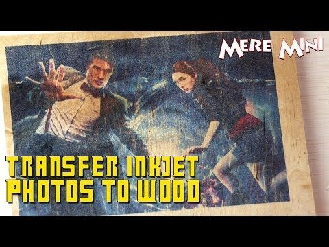 In what is one of the coolest photography hacks I've seen in a while, Steve Ramsey from Woodworking for Mere Mortals shows you how to easily create a print