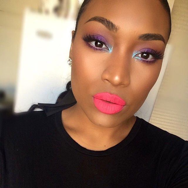 Black And Pink Kiss Makeup: 1707 Best Kiss And Makeup ♡ Images On Pinterest