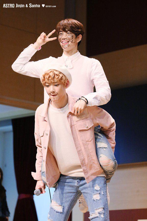 [24.04.16] COEX Fansign Event - SanHa e MyungJun