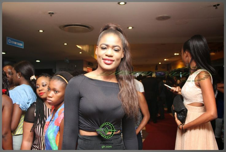 Glamour Magazine GH: MY PHOTOS Yvonne Nelson premieres single, married ...