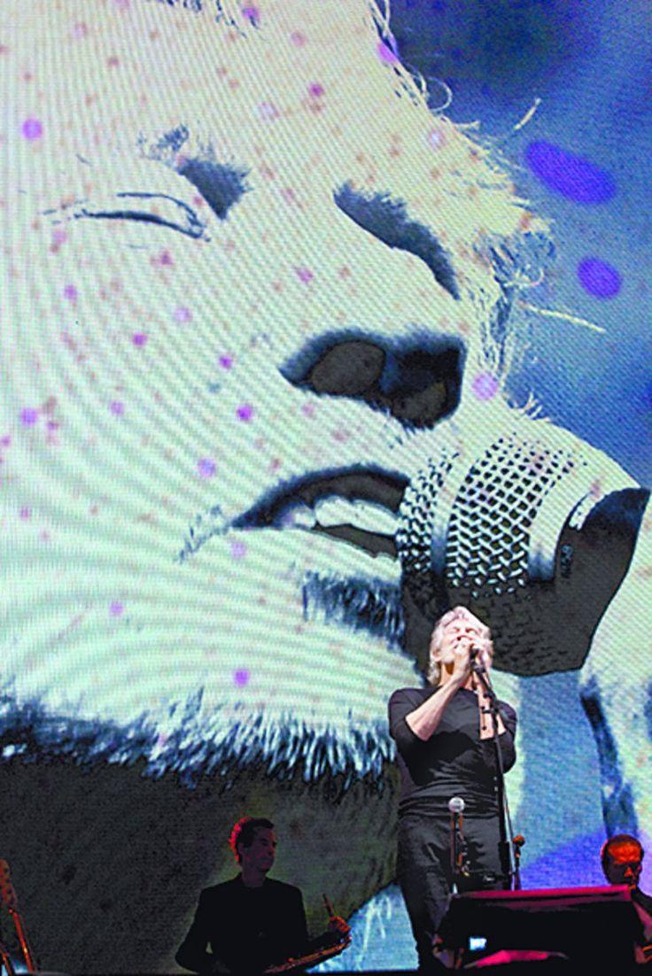 Roger Waters,Us and Them Tour rogerwatersusandthemtour.com  complet @rogerwaters tour et newalbum couverture. Nouveaux détails album à venir très prochainement.