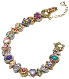 Canterbury Bracelet (has matching necklace, too)- I love the colors.