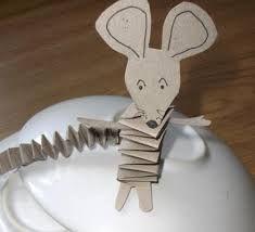 Bildergebnis für mäuse basteln aus papier