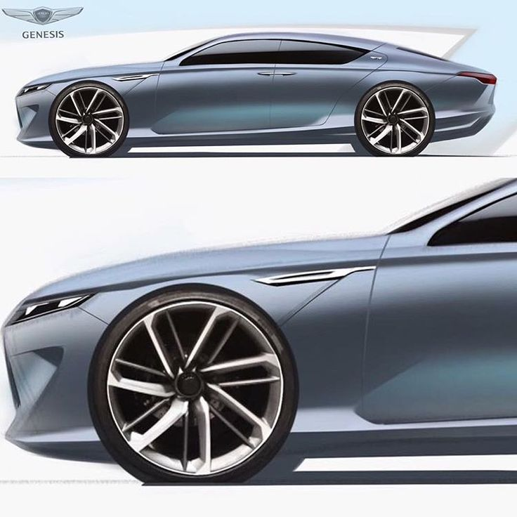 Exceptional Car Design Sketches