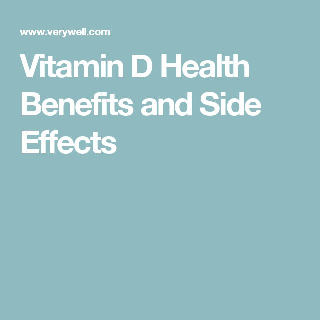 The 25 best Vitamin d side effects ideas on Pinterest