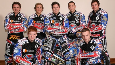 2013 Rebels Septet    Jason Doyle at Somerset, I adore the Somerset venue, shame they're not in the Elite league!