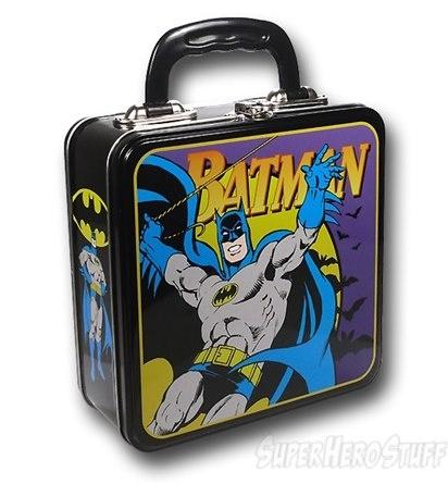 Batman Lunch Box