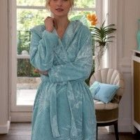 The Tropics Robe is stylish and comfortable.