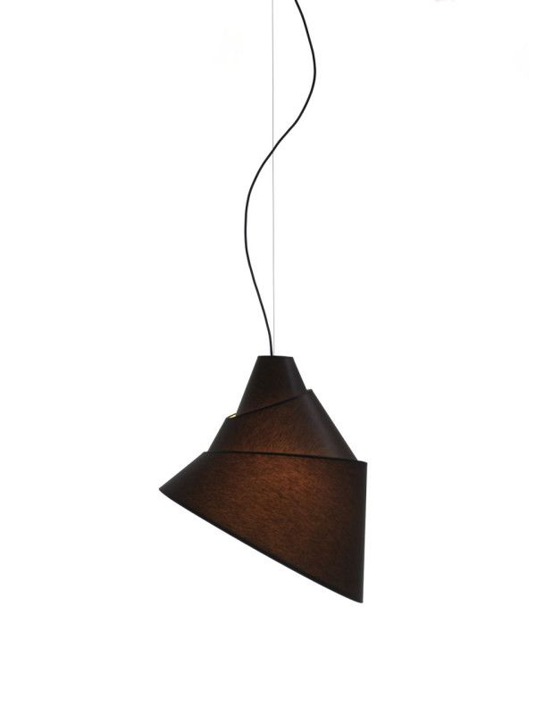 A Hanging Lamp Inspired by the Tower of Babel Photo