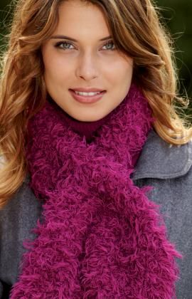 Love this keyhold scarf!
