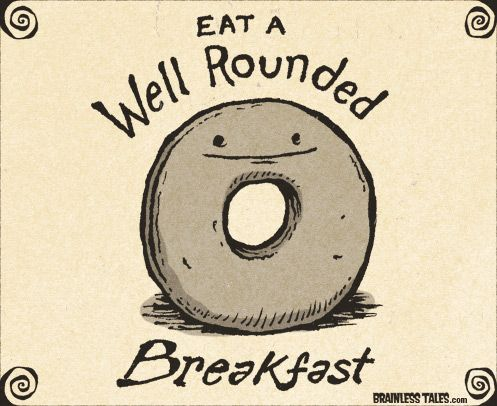Well Rounded Breakfast
