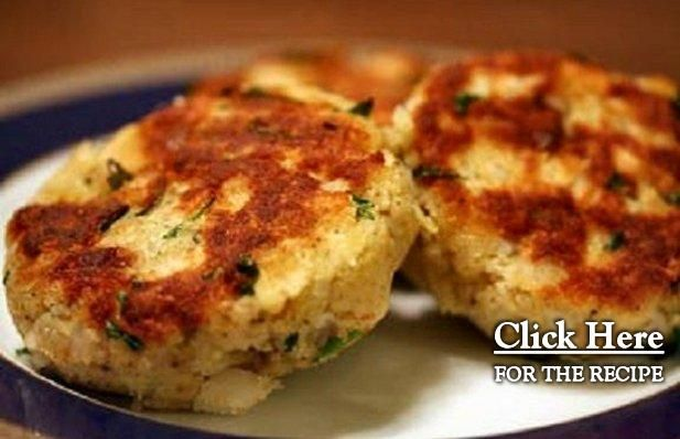This Portuguese fried cod cakes recipe is a simple and easy way to make these delicious, crispy fofas de bacalhau.