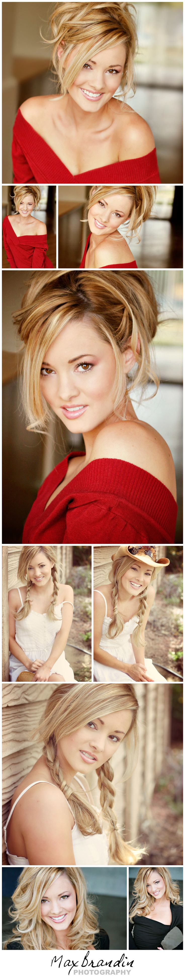 Senior Pictures & Actor Headshots in Thousand Oaks, CA by Max Brandin Photography