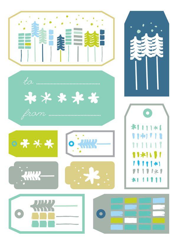 Winter Blue — Paper Playne