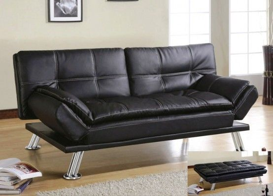 Furniture, Leather Contemporary Sleeper Couches Sectional Sofa Bed Room  Furniture Sets Contemporary Design Leather Sleeper
