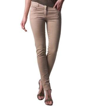 Pantalon slim sable clair - Promod