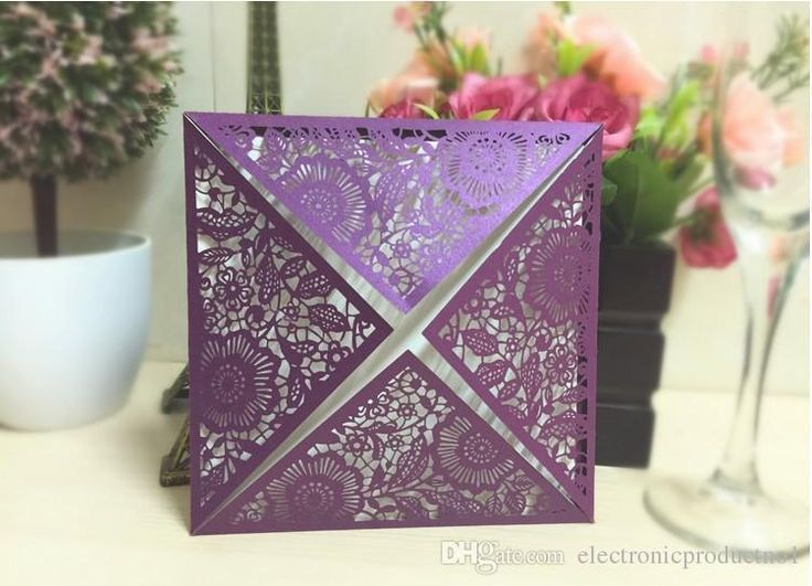 Hot Selling Laser Cut Wedding Invitations Gold Free Printing Wedding Invitation Card Flowers Hollow Wedding Cards,Dhl Shipping Free Diy Wedding Invitations Invitation Maker From Electronicproductno1, $18.1| Dhgate.Com