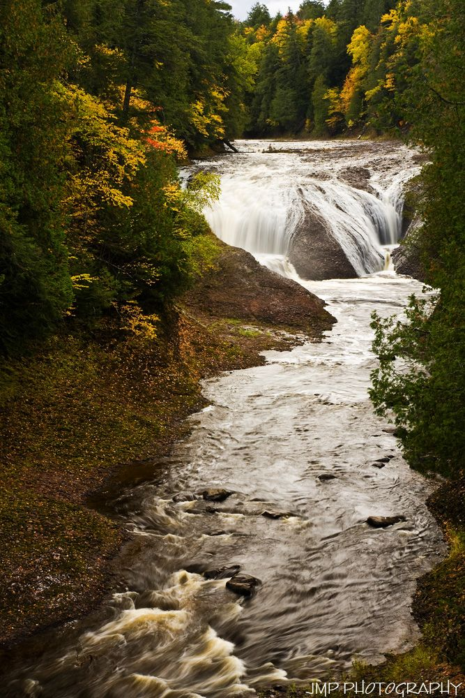 These 13 Majestic Waterfalls In Michigan Will Leave Your Jaw On The Floor
