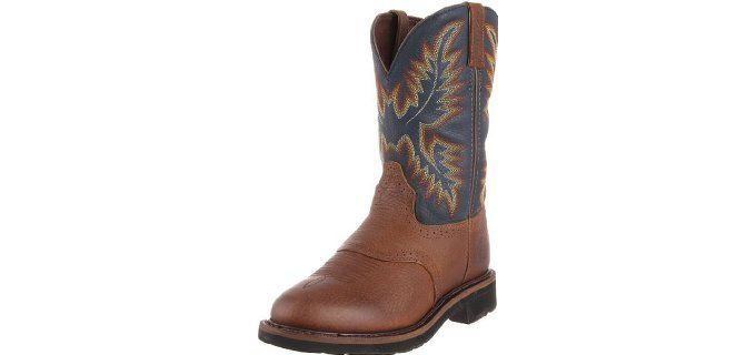 cowboy boots for men justin boots original workboots - - Yahoo Image Search Results