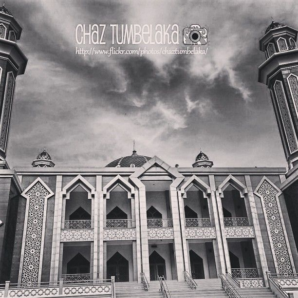 #mosque #ramadhan #instabpn #bw #architecture #instapic #instagram #igers