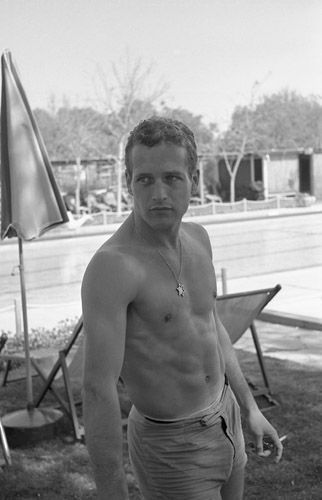 Paul Newman They don't make 'em like that anymore...