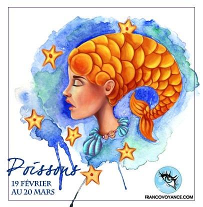 Horoscope du jour pour Poissons