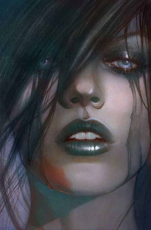 Art-Spire, Source d'inspiration artistique / Jenny Frison – Hack Slash: My First Maniac 1
