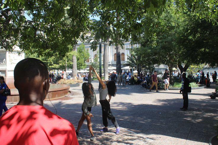La danza contemporánea se toma la Plaza de Armas desde el 24 de abril