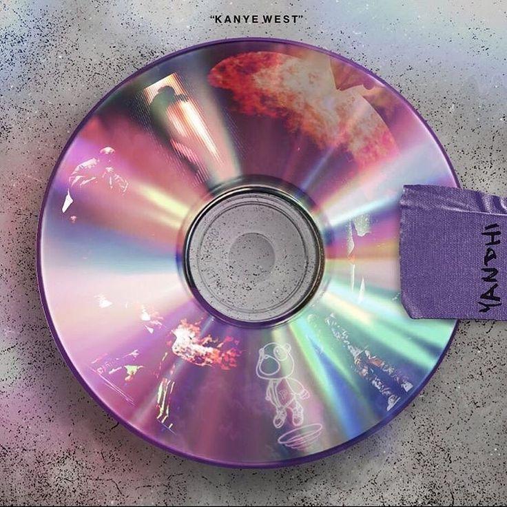 Kanye West Yandhi Alternate Cover Concept By Culturecovers Coverartmatters Yandhi Kanye Ka Psychedelic Artwork Kanye West Kanye