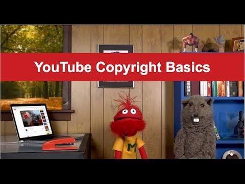 YouTube Copyright Basics (Global)