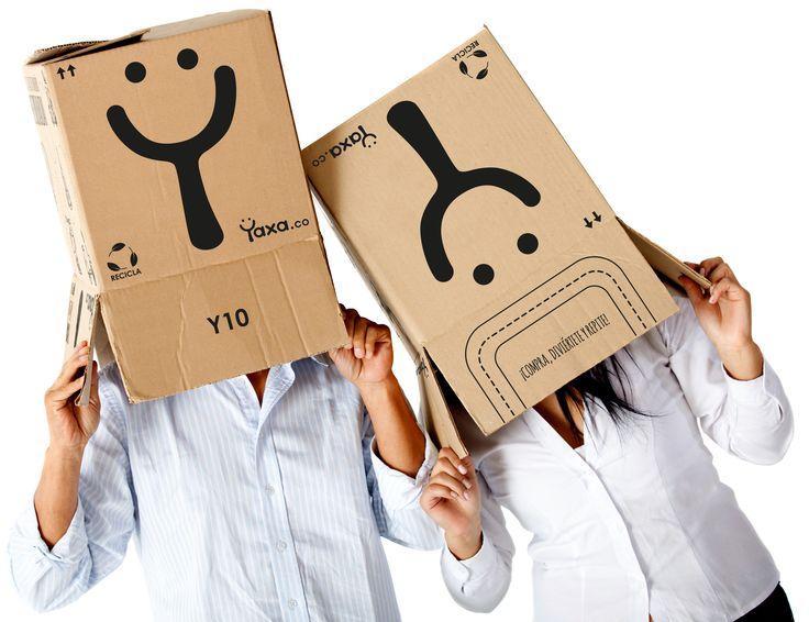 Ahora nuestras #Cajas están #Personalizadas atrévete a vivir esta #YaxaExperiencia #EcoDivertida y encuentra la caja con la super #Promo