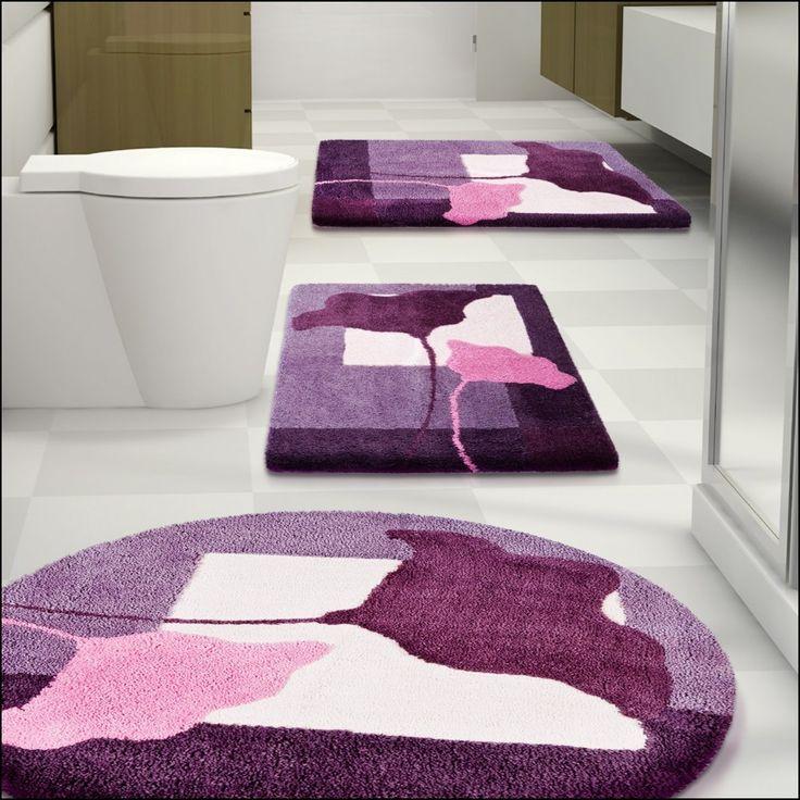 Purple Bathroom Mat Sets: Best 25+ Dark Purple Bathroom Ideas On Pinterest