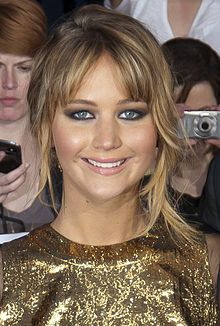 Jennifer Shrader Lawrence (born August 15, 1990) in Louisville. At age 22, her performance in the romantic comedy Silver Linings Playbook (2012) earned her the Academy Award, Golden Globe Award, Screen Actors Guild Award, Satellite Award and the Independent Spirit Award for Best Actress, amongst other accolades, making her the youngest person ever to be nominated for two Academy Awards for Best Actress and the second-youngest Best Actress winner.